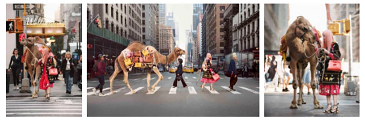 FERNANDA LY STARS IN KATE SPADE NEW YORK'S SPRING 2017 CAMPAIGN