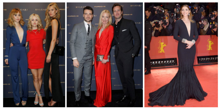 "BVLGARI HOSTS ANNUAL ""NIGHT OF THE LEGEND"" PARTY TO OPEN THE 67TH BERLINALE INTERNATIONAL FILM FESTIVAL"