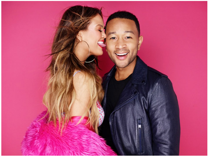 Chrissy Teigen wears Agent Provocateur in a Short Film with John Legend