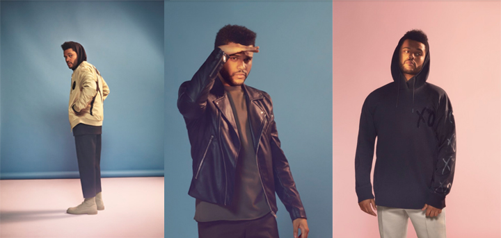 Spring Icons Selected by The Weeknd