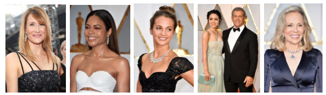 STARS SHINE IN BVLGARI  AT THE 89TH ANNUAL ACADEMY AWARDS CEREMONY