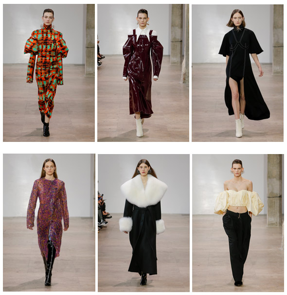 ELLERY READY-TO-WEAR FALL WINTER 17/18 COLLECTION