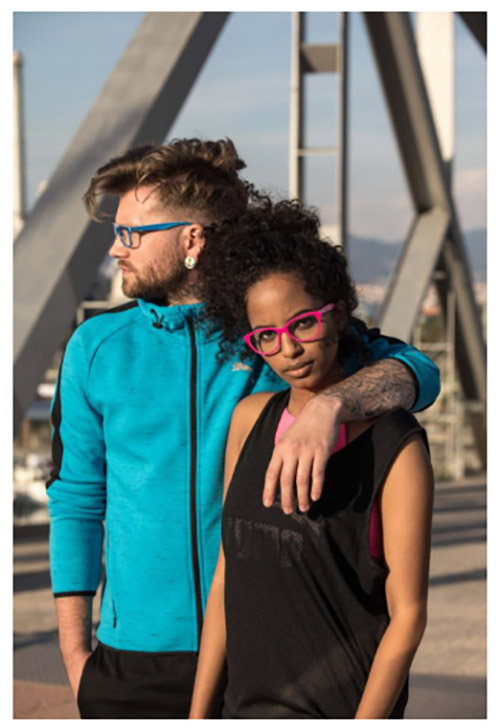 The new optical collection of Puma eyewear for the Spring/Summer 2017