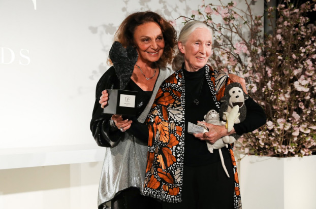 DIANE von FURSTENBERG HOST THE 8TH ANNUAL DVF AWARDS