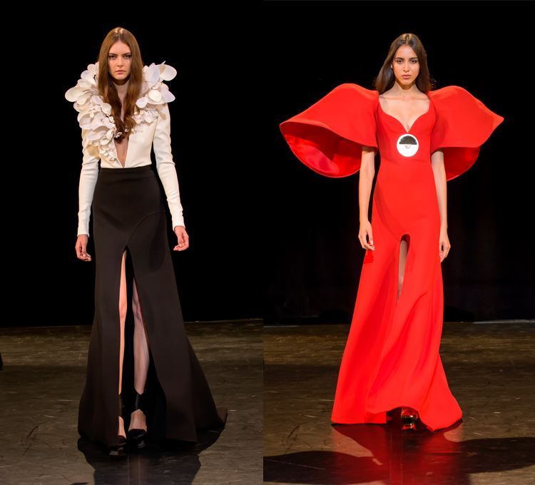 STEPHANE ROLLAND HAUTE COUTURE EPITOMIZES BOLD STYLE FOR MAXIMUM EFFECT