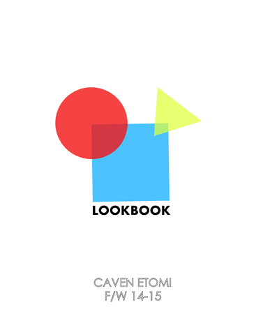 Caven Etomi Fall/Winter 14-15 Lookbook