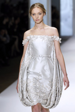10 Best Dresses from Paris Couture Week