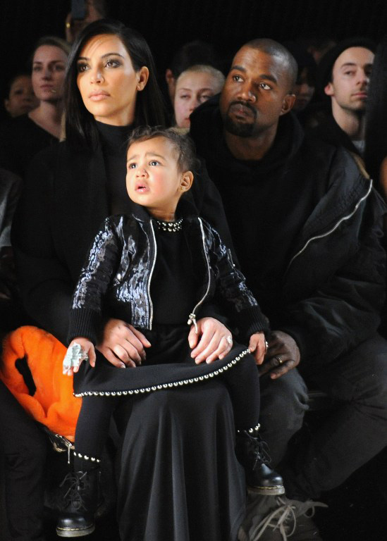 North West Gets Custom Alexander Wang Outfit: 10 Adorable Moments from Baby North