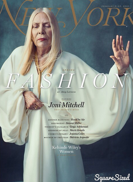 70s Icon Joni Mitchell is the Latest Unconventional 'It' Girl