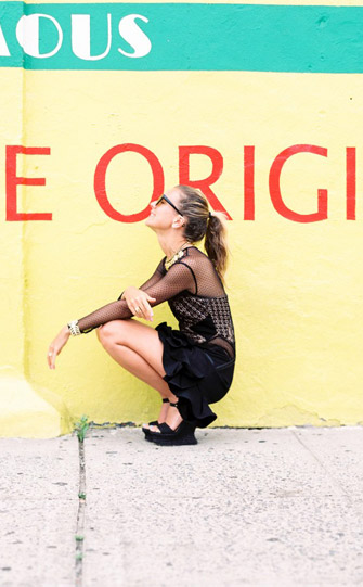 Blogger Crush: Natalie Joos from New York