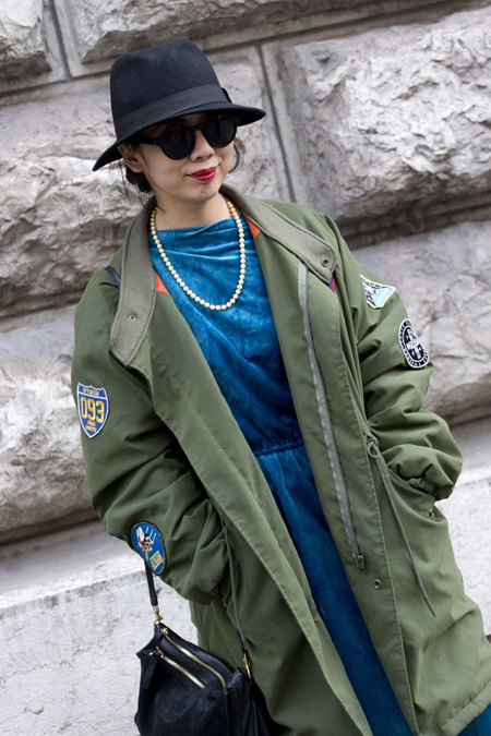 10 Street Styles from Paris Fashion Week You Should Start Wearing Now