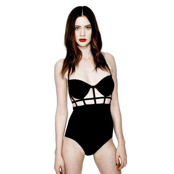 10 Sexiest, Strappiest Swimsuits for Spring