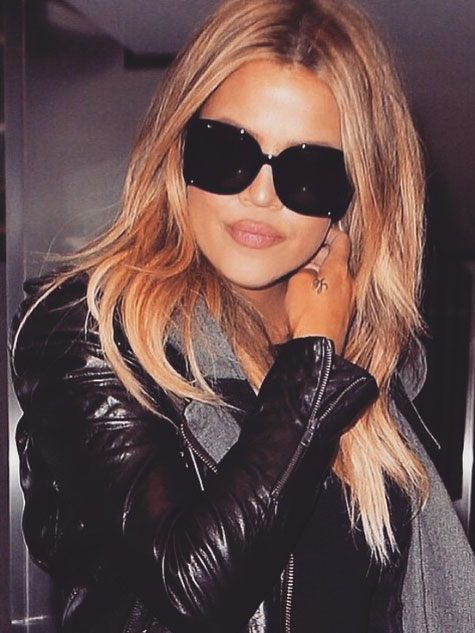 Khloe Kardashian is Blonde and Better Then Ever