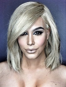 MUST-SEE! Man Completely Transforms into Kim Kardashian