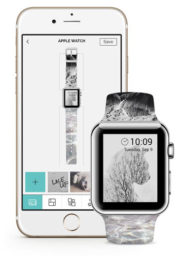 Casetify Brings Apple Watch to the Next Level