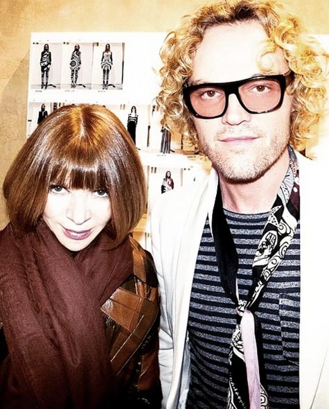 Roberto Cavalli Announces Peter Dundas as New Creative Director
