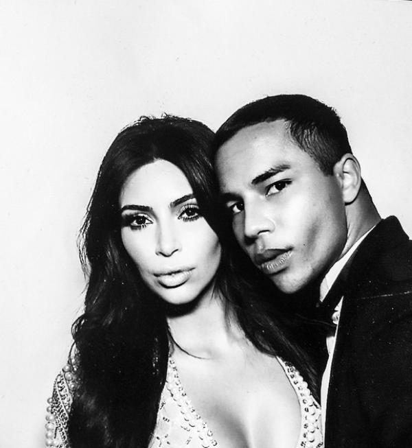 Balmain's Creative Director Olivier Rousteing is Officially Insta-Famous