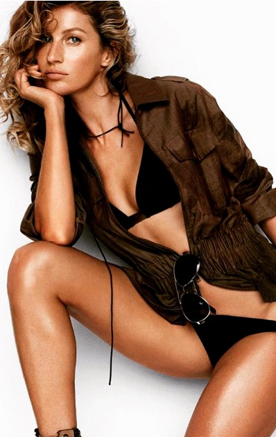 Gisele Bundchen to Quit Modeling For Good