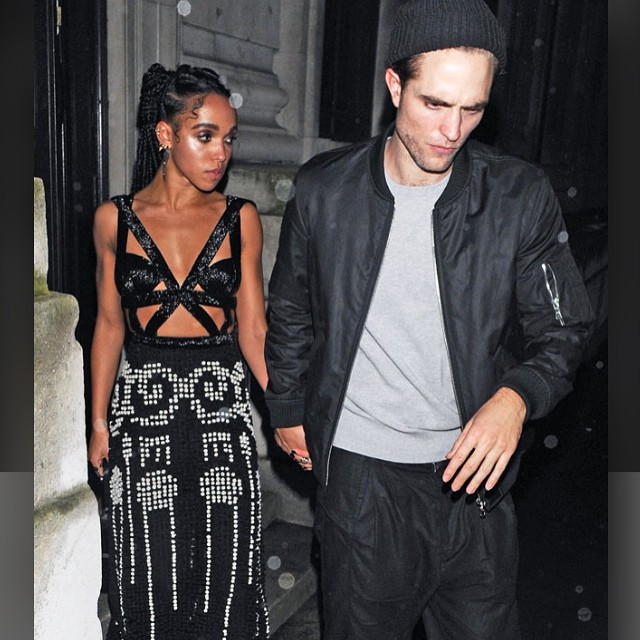 FKA Twigs and Robert Pattinson Wedding Venue Announced!