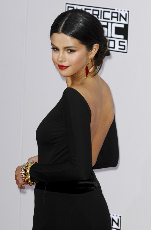 Selena Gomez Strips Down for Mario Testino