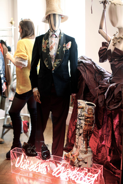 Royalty and Gender Bending in Vivienne Westwood's Gold Label: Unisex