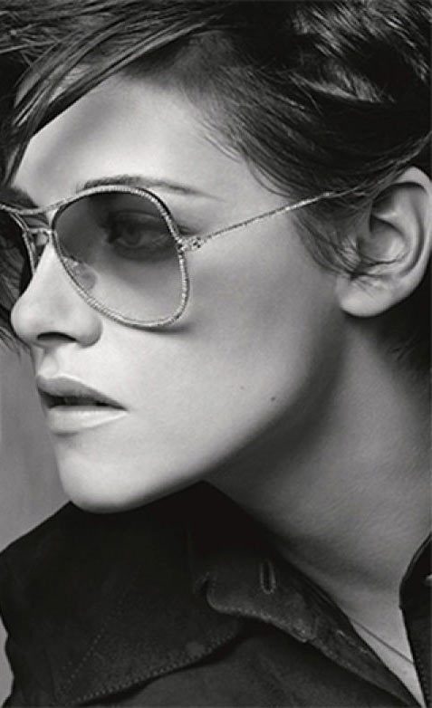 Kristen Stewart is the New Face of Chanel