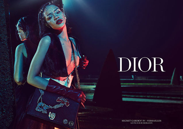Rihanna's Dior Campaign Will Debut New Single