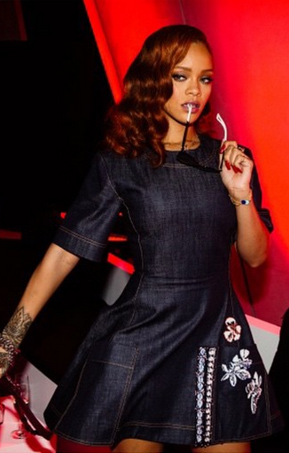 Rihanna Continues Industry Takeover with Her Own Fashion Line