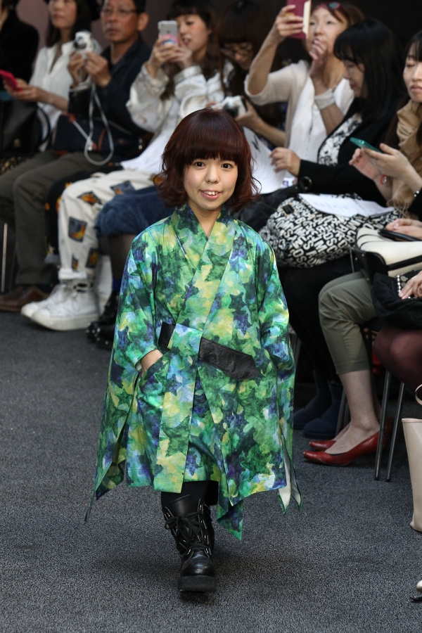 Designer Takafumi Tsurata Confronts Fashion's Lack of Diversity at Tokyo Fashion Week