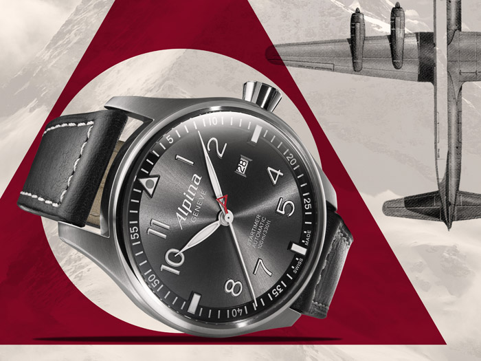 Baselworld 2014: Alpina to unveil new watch for professional pilots