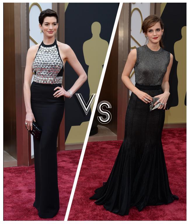 Anne Hathaway or Emma Watson