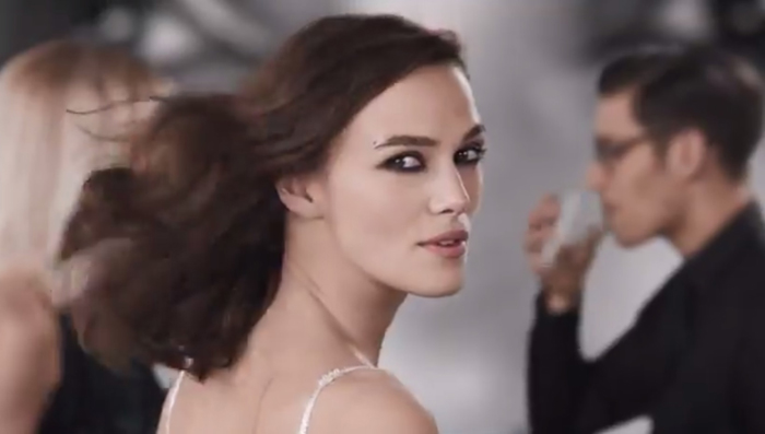 Keira Knightley & Joe Wright team up again for Chanel