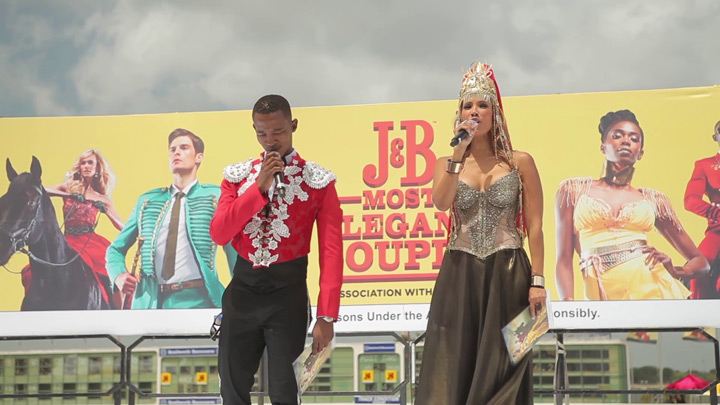 J & B SOUTH AFRICAN MOST STYLISH COUPLE COMPETITION: