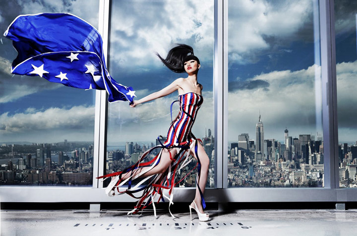 Jessica Minh Anh To Host The Iconic Catwalk On Top of America