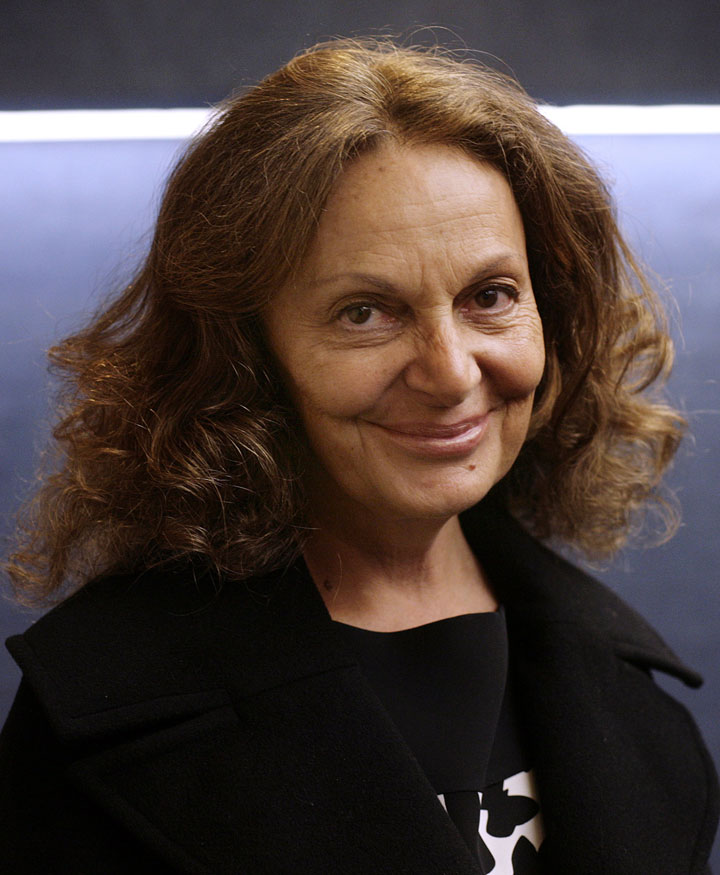 Diane von Furstenberg to remain CFDA head for two more years