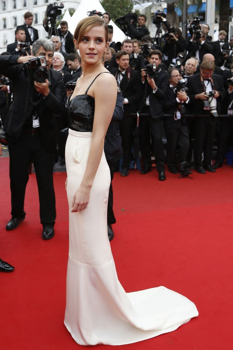 Cannes looks from day 2: Emma Watson, Ludivine Sagnier, Sonam Kapoor