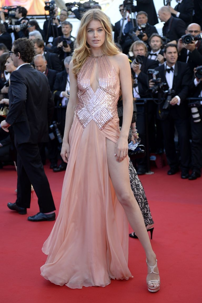 Cannes looks from the weekend: Eva Longoria, Sara Forestier, Doutzen Kroes