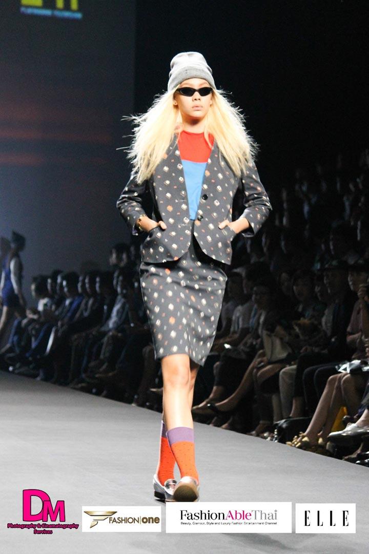 Elle Fashion Week - Playhound