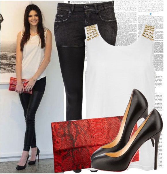The Gallery For Kendall Jenner Outfits Polyvore