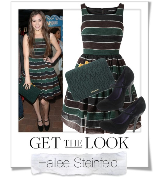 Get the look: Hailee Steinfeld