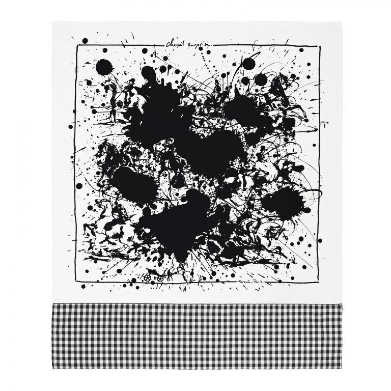 Hermès & Comme des Garçons unveil Black & White Collection