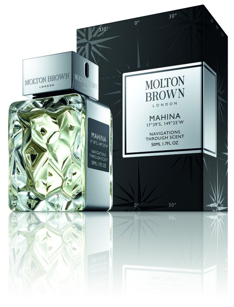 Molton Brown launching new fragrance
