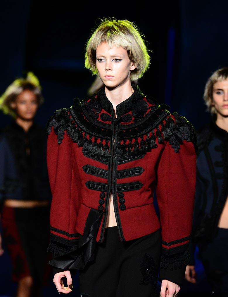 紐約時裝週精選﹕勞夫•羅倫、卡爾文•克雷恩和馬克•雅各布斯