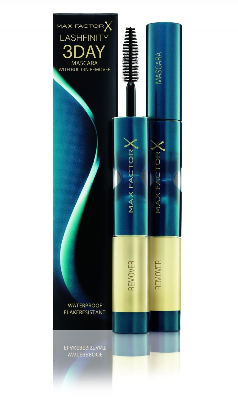 Max Factor launches '72-hour' mascara