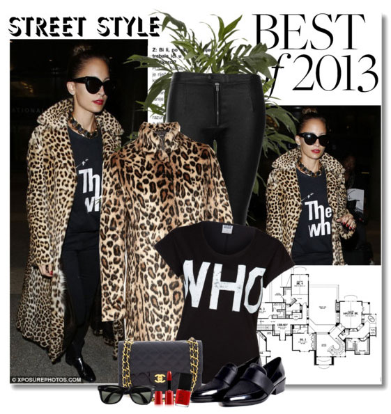 Get the look: Nicole Richie