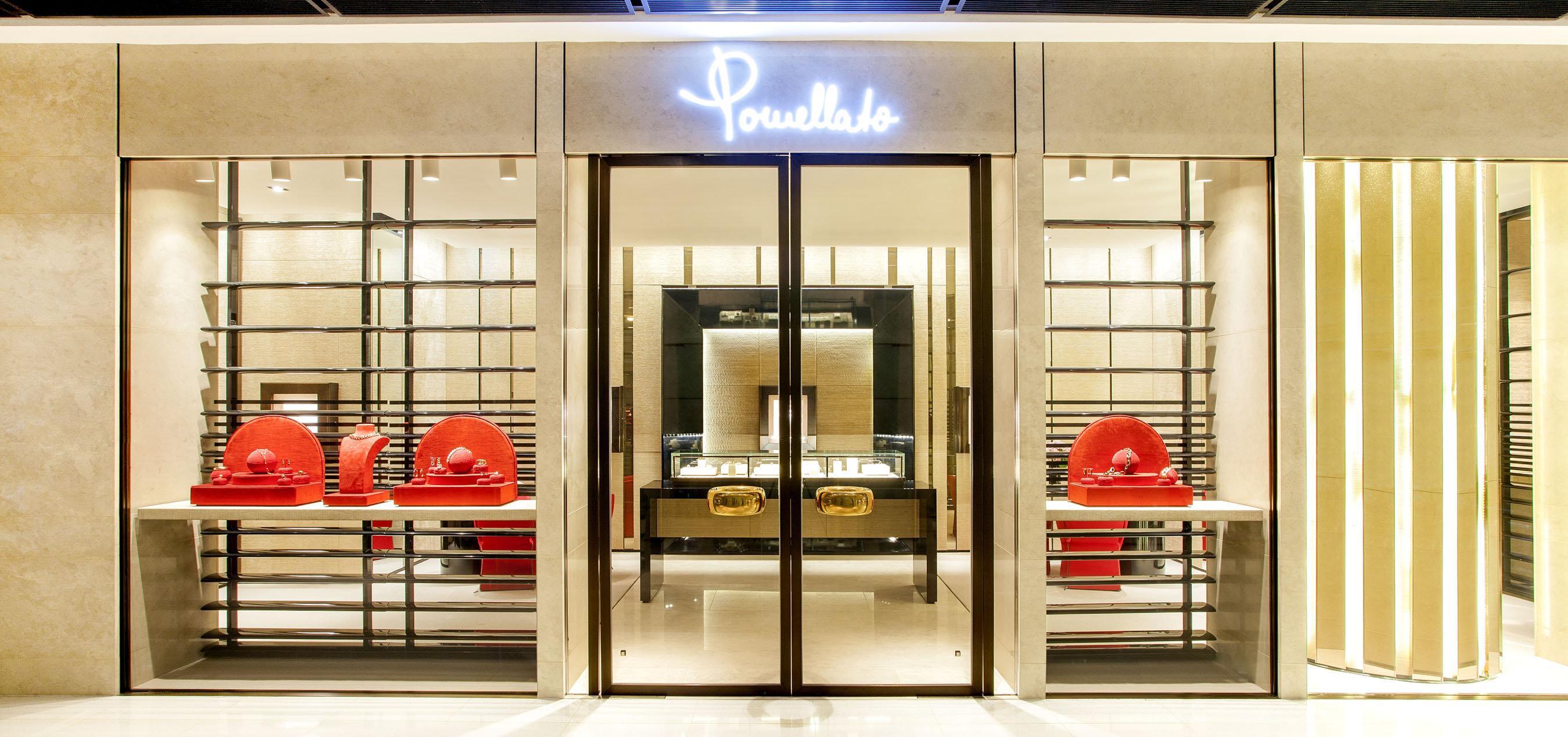 Italian Fine-jewellery House POMELLATO opens its latest boutique in Hong Kong ifc mall