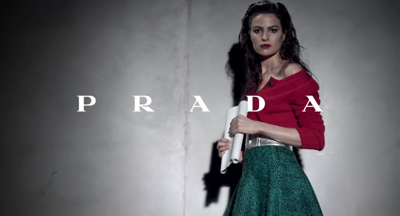 Prada reveals Fall-Winter 2013 film