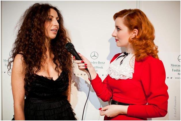 Модный блог StyleDelo о Неделе моды Мерседес-Бенц в России