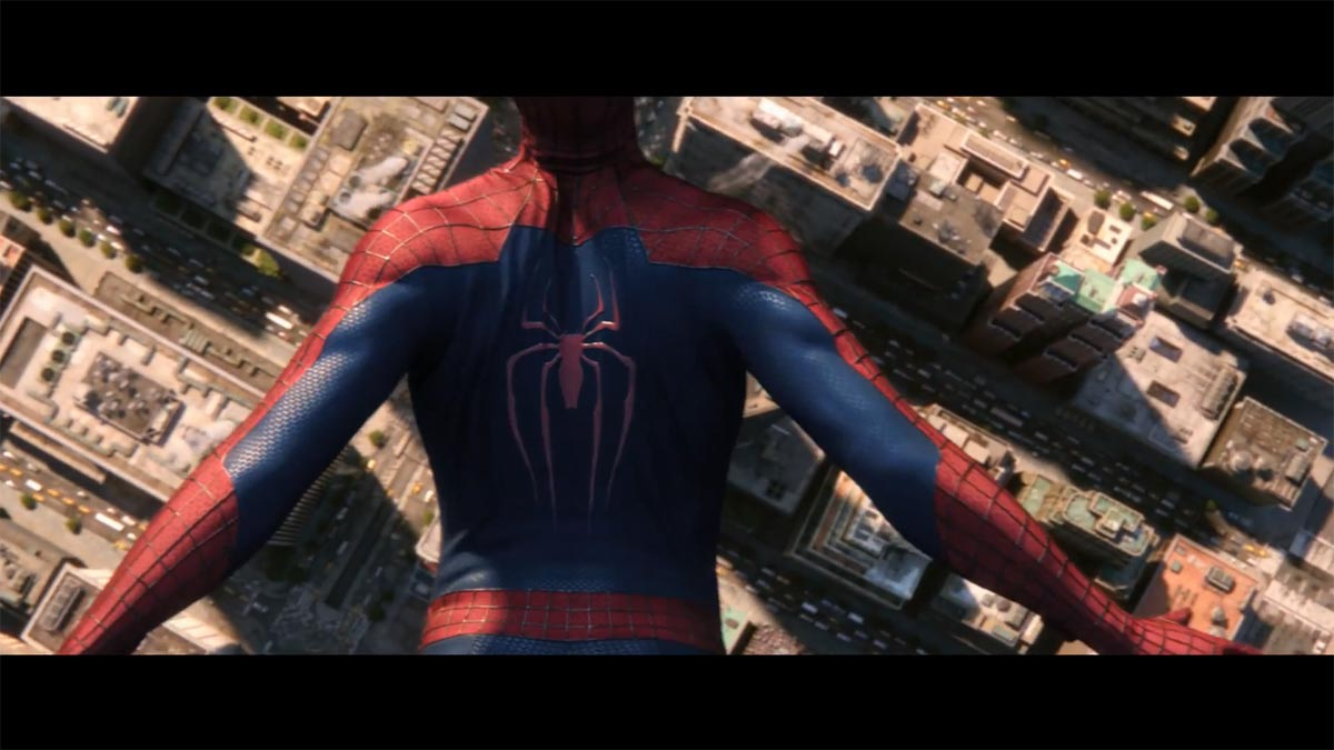 Spider-Man faces multiple enemies in 'The Amazing Spider-Man 2'
