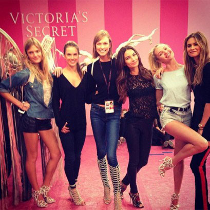 VICTORIA'S SECRET SHOW 2013: THE COUNTDOWN